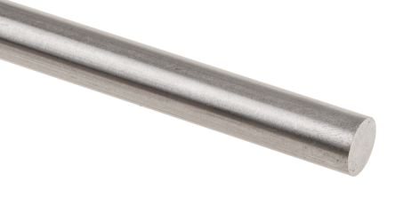 Silver steel rod stock,330mm L 10mm dia