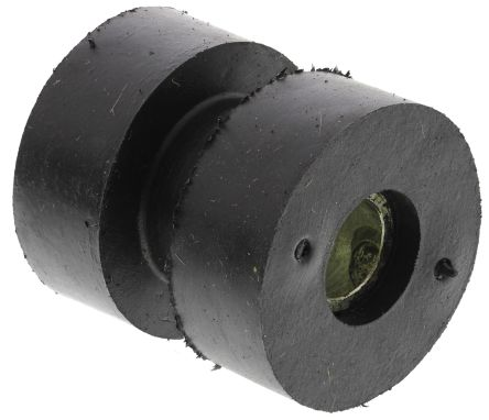 0.39in 1-1/4in Shock Mount 60011 15Hz Neoprene +80°C -30°C 18kg 1-1/4in 35lb product photo