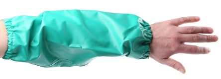Alpha Solway Chemmaster Green Reusable PVC Chemical Resistant Arm Protector 15in One size