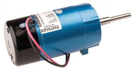 Parvalux Brushed DC Motor, 90 W, 12 V dc, 3000 rpm, 7 93mm Shaft Diameter