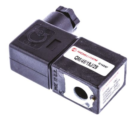 240V ac 5VA Replacement Solenoid Coil, Compatible With X Series product photo
