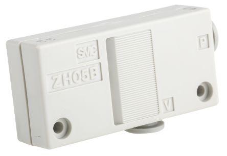 SMC Vacuum Ejector, 0.5mm nozzle , -88kPa 5L/min