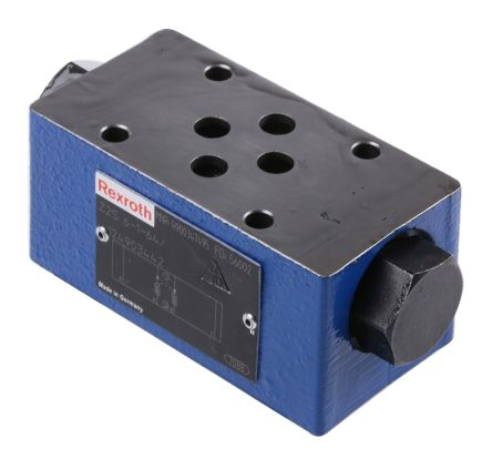 Double CETOP Mounting Hydraulic Check Valve R900347495 product photo