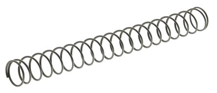Steel Alloy Compression Spring, 65mm x 6.8mm, 0.14N/mm product photo
