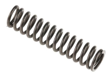 Steel Alloy Compression Spring, 30.5mm x 7.3mm, 3.26N/mm product photo