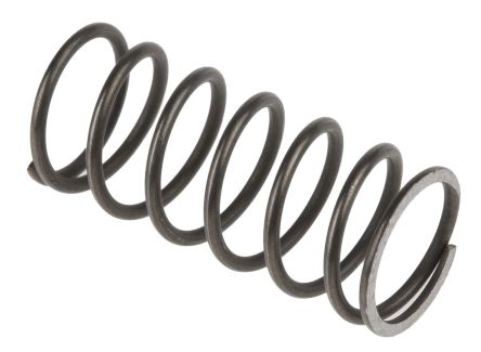 Steel Alloy Compression Spring, 26mm x 11mm, 1.85N/mm product photo