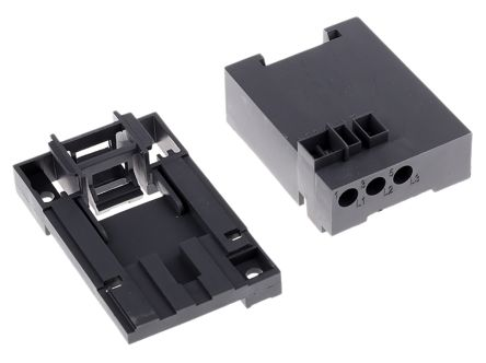 DIN Rail Auxiliary Contact Block