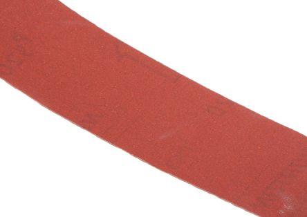Norton Handy Roll Aluminium Oxide Very Fine Abrasive Cloth Roll, 25m x 50mm