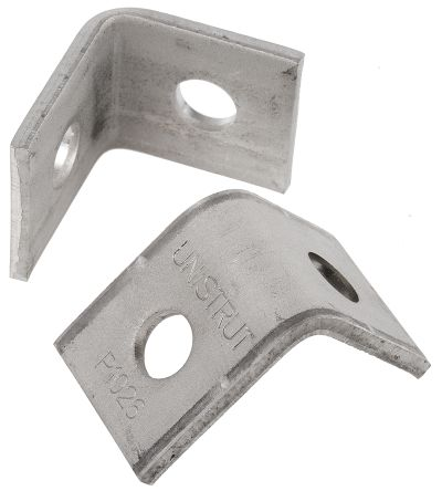 47 x 50mm 2 Hole Stainless Steel Angle Bracket product photo