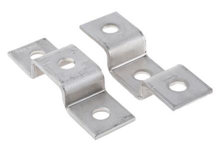 Unistrut P 4047 SS U & Z Shape Fitting U Shape 21 x 21mm 137mm 3 14mm  Stainless Steel