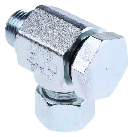 BSP 1/2 Hydraulic Banjo Compression Tube Fitting, 315 bar Max Operating Pressure product photo