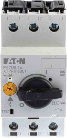 Pkzm0 1 6 eaton pkzm 690 v motor protection circuit for Motor operated circuit breaker