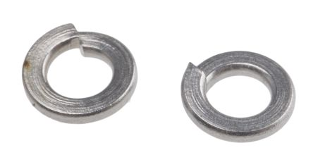 A2 stainless steel spring washer,M2.5