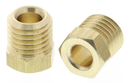 Main Product  sc 1 st  RS Components & 180010400 | Norgren 4mm Brass M8 x 1 Tubing Nut | RS Components