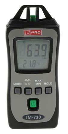 Mini pocket temperature/humidity meter