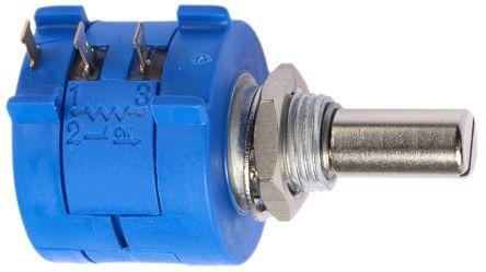 Manopola per Potenziometro Multigiro compatibile con 3590S Bourns