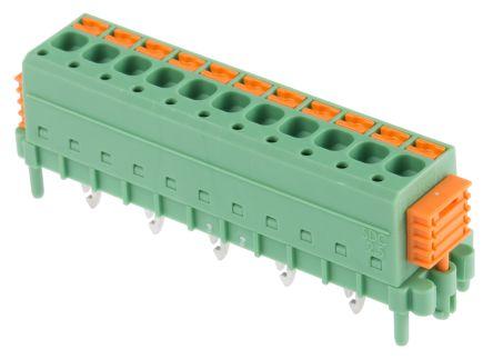 Phoenix Contact SDC 2.5/11-PV-5.0-ZB, 11 Way PCB Terminal Block