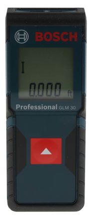 Bosch GLM 30 Laser Measure, 0.15  30 m Range, ±2 mm Accuracy