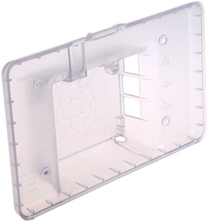 Raspberry Pi Touchscreen Case - Clear