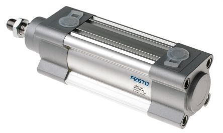 Festo Pneumatic Cylinder 40mm Bore, 50mm Stroke, DSBC Series, Double Acting