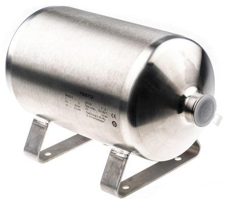 Festo Air Reservoir 5L, G 1, CRVZS Series