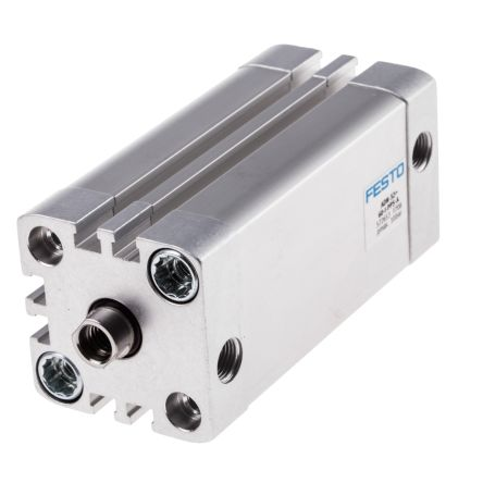 Double Action Pneumatic Compact Cylinder 32mm Bore, 60mm stroke product photo