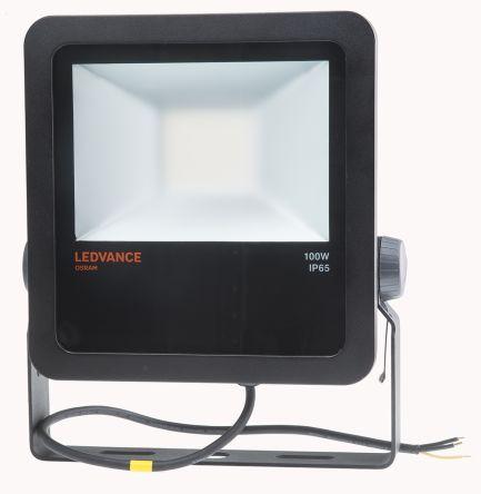 LEDVANCE LED Floodlight, 1 LED, 100 W, IP65 230 V