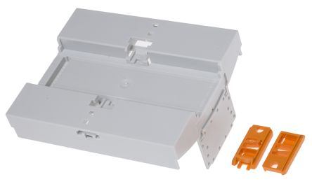 RPI-BC Raspberry Pi Case, Polycarbonate, 107.6 x 89.7 x 47.1mm