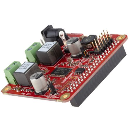 Pi Supply Raspberry Pi拡張ボード Amplifier HAT for Raspberry Pi