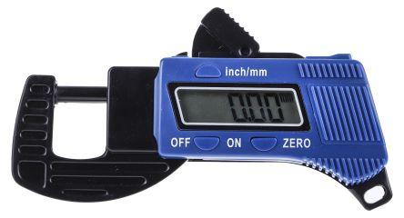 Laser Entfernungsmesser Genauigkeit 0 01mm : Dickenlehre rs pro mm lcd anzeigen components