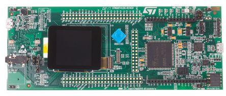 STM32F4 Discovery Board,STM32F412G MCU