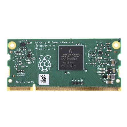 Raspberry Pi Compute Module 3 Lite (CM3 Lite) SBC Computer Board