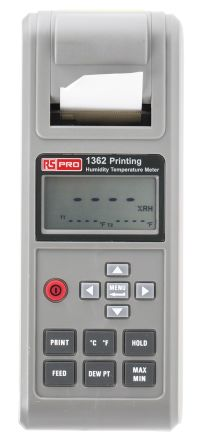 RS PRO Термогигрометр