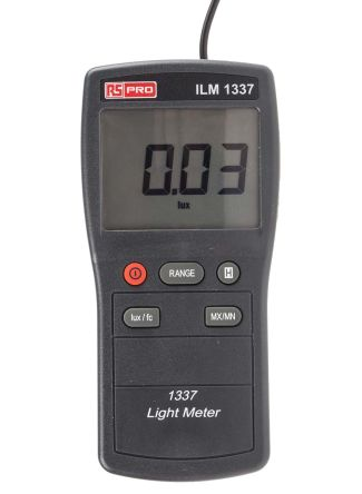 ILM 1337 Light Meter With RS Calibration product photo
