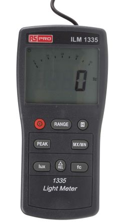 ILM1335 Light Meter With RS Calibration product photo