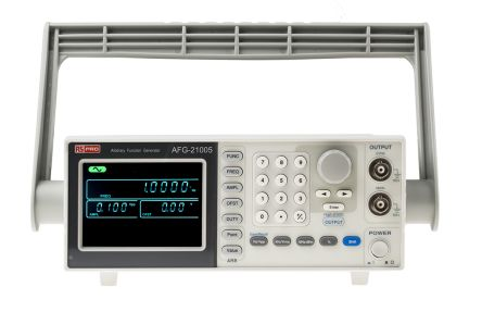 RS Pro AFG21005 Function Generator 5MHz USB