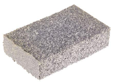 RS PRO Aluminium Oxide Extra Coarse Sanding Block 36 Grit, 80mm x 50mm x 20mm