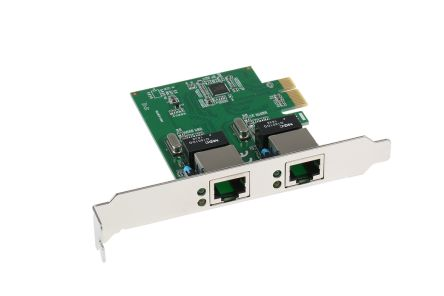 Startech.com ST1000SPEXD4 Dual Port Gigabit PCIe NIC