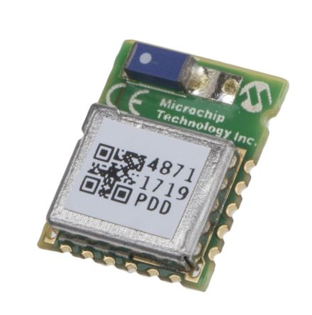 Microchip RN4871-V/RM118 Bluetooth Chip 4 2