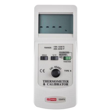 TC920 K-type temperature calibrator