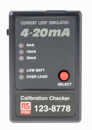 RS Pro CC-MA Multi Function Calibrator 20mA