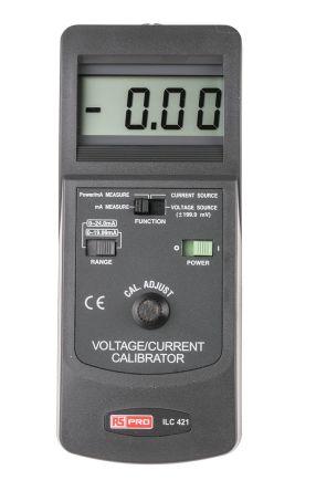 CC421-G Current & Voltage Calibrator 0 -> 24 mA RS Calibration product photo