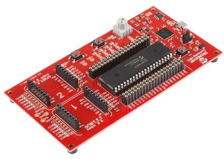 PIC32 MCU/'S connettore di espansione STARTER KIT PROGRAMMATORE//debugger integrato