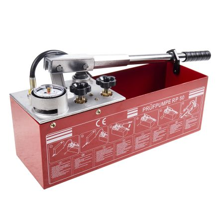 RS PRO Hand Pressure Pump 50bar
