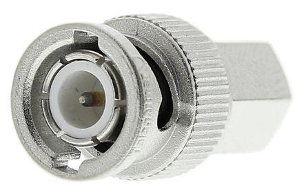 Straight 50O RF Adapter BNC Plug to FME Plug product photo