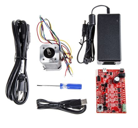 Cypress Semiconductor CY8CKIT-037 BLDC Motor Evaluation Kit for PSoC 4 Pioneer Kit