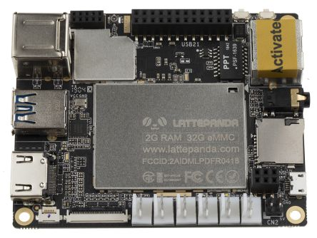 DFRobot LattePanda (with Licence) SBC Computer Board with x5-Z8300 - DFR0418