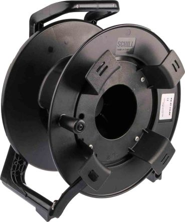 RS PRO Empty Cable Reel 367mm (H) x diameter 310mm in Rubber