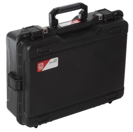 RS PRO Tool Case Without Wheels, 530 x 180 x 400mm