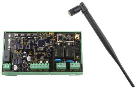 RF Solutions Remote Control Base Module 725-TRX8-1K, Transceiver, 868MHz, FSK, LoRa